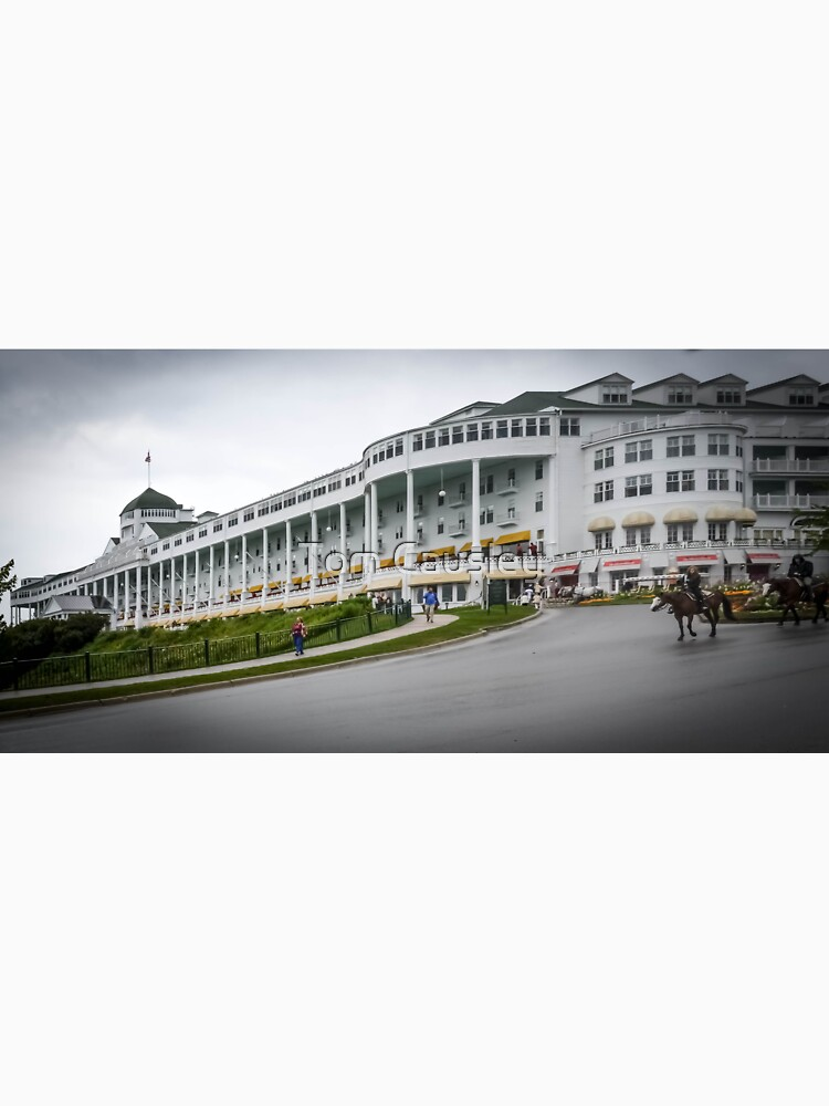 Grand Hotel mackinaw Island by tcausley