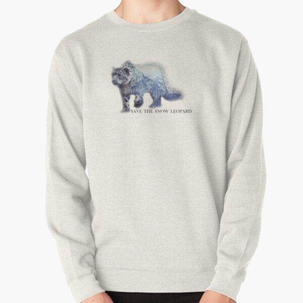 2016 Snow Leopard Day Pullover Sweatshirt