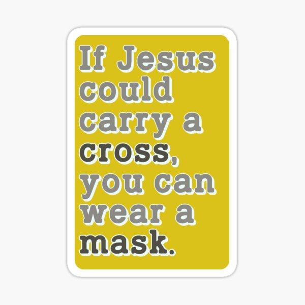 Mark 12:31 Sticker
