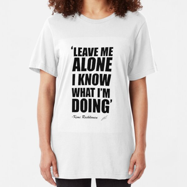 Leave Me Alone I/'m Only Talking To My Lizard Pet Womens T-Shirt
