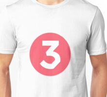 Chance the Rapper - 3 Unisex T-Shirt