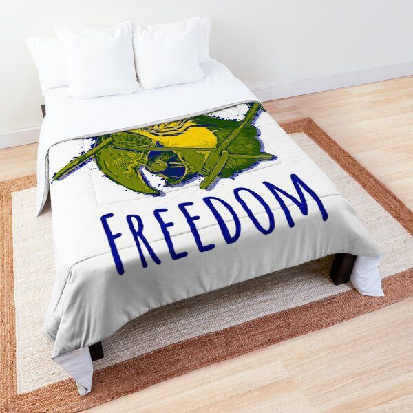 Macaw - Freedom Comforter