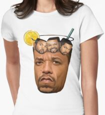 Ice T & Ice Cube - High Quality OG Women's Fitted T-Shirt