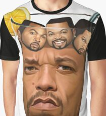 Ice T & Ice Cube Graphic T-Shirt
