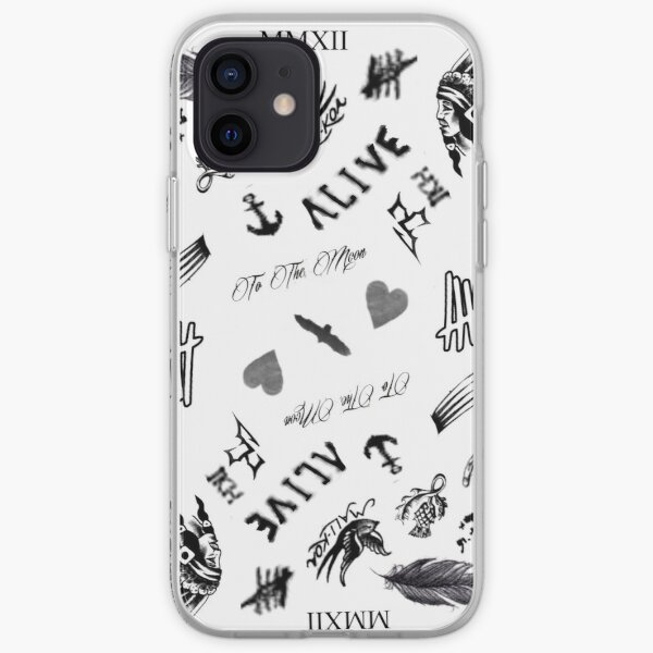 5 Seconds of Summer Tattoos iPhone Soft Case