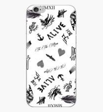5 Sekunden von Sommer Tattoos iPhone-Hülle & Cover