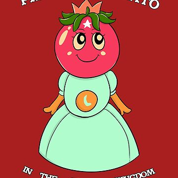 Princess Tomato in the Salad Kingdom by MichelleRakar