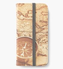 Spirit Lead Me Where My Trust Is Without Borders iPhone Wallet/Case/Skin