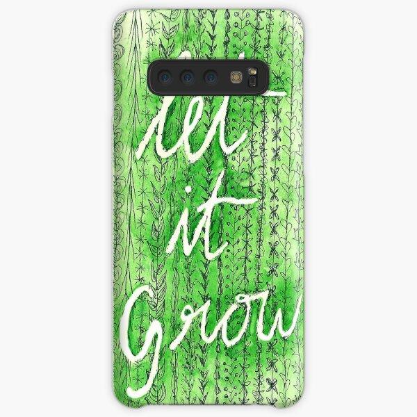 Let it Grow Samsung Galaxy Snap Case