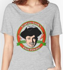 Captain Cook's Chili P Women's Relaxed Fit T-Shirt