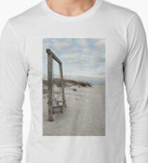 Beach Bench Long Sleeve T-Shirt