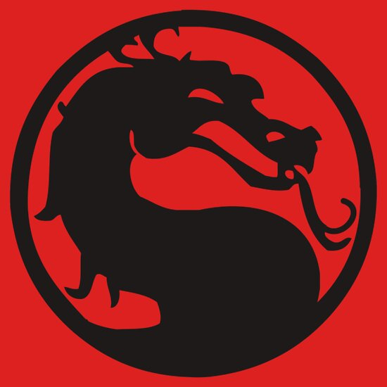 TShirtGifter presents: Mortal Dragon | Unisex T-Shirt