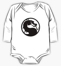 Mortal Dragon One Piece - Long Sleeve