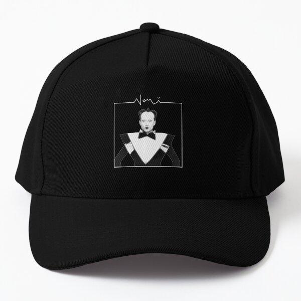klaus nomi black Baseball Cap