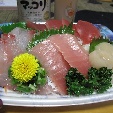Sashimi by quintonsmith