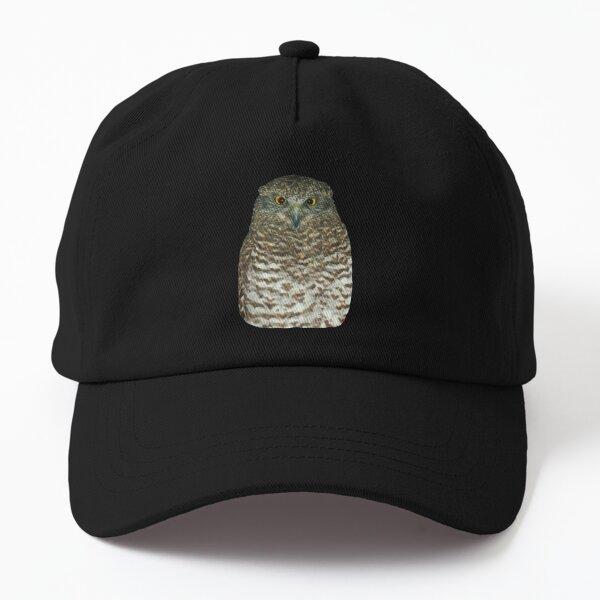 Powerful Owl 3 Dad Hat