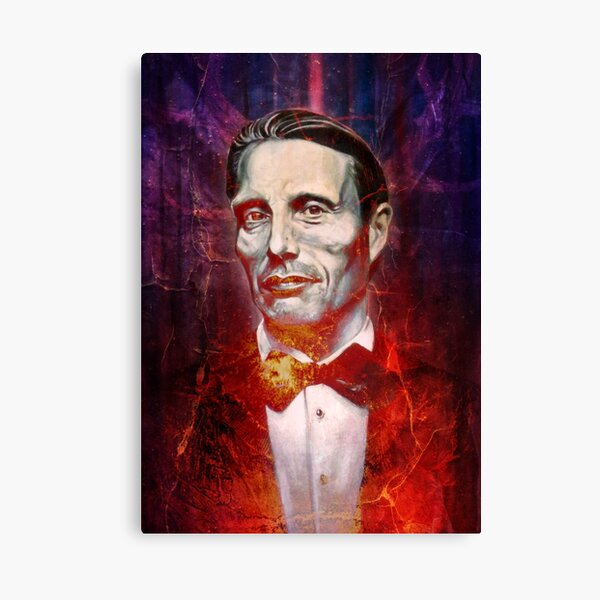 Lord Hannibal Canvas Print