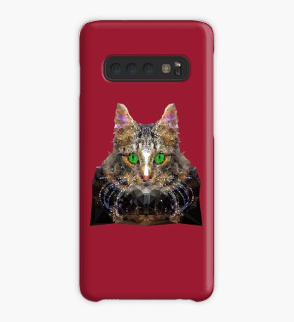 Imperial Boss cat Case/Skin for Samsung Galaxy