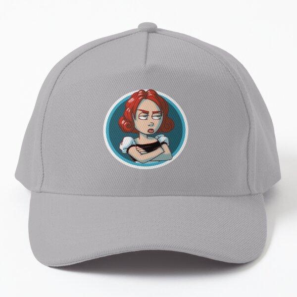 Angry CHARLIE Icon Baseball Cap