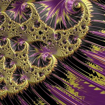 All That Glitters Fractal Art by BHDigitalArt