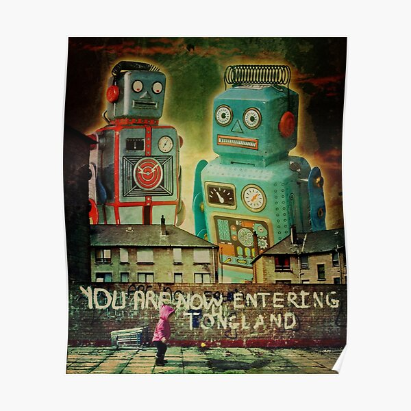 Welcome To Tongland Poster