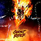 Ghost Rider by Marcus Hislop