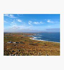 Donegal, Ireland Coast Photographic Print