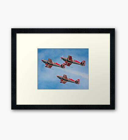 Royal Jordanian Falcons Framed Print