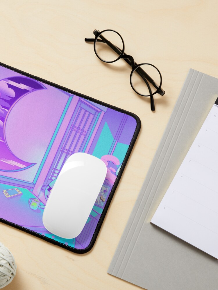 Alternate view of New horizon Mouse Pad