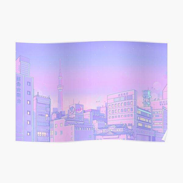 Sailor city Poster