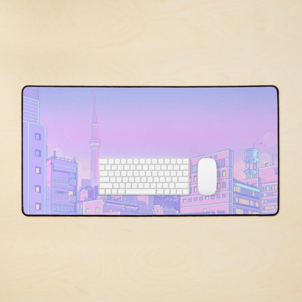 Sailor city Mouse Pad