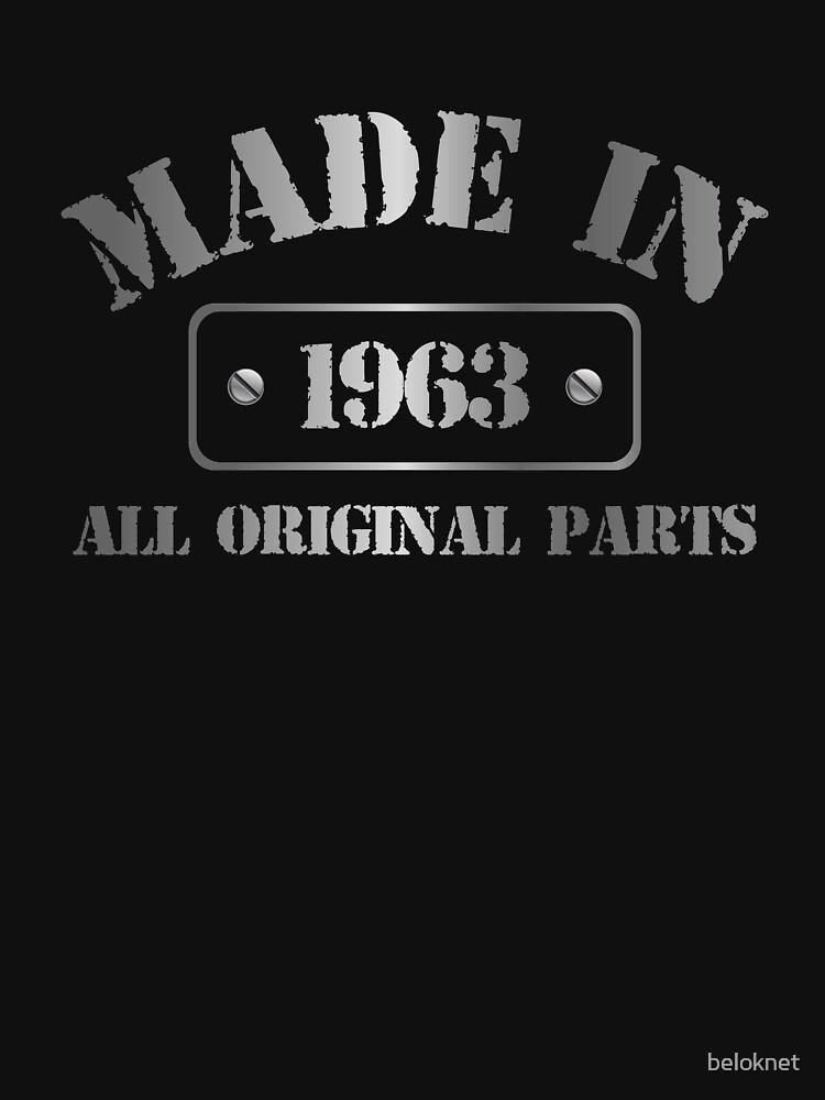 Made in 1963 by beloknet