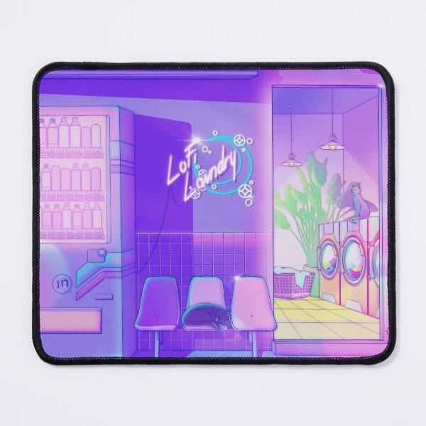 Lofi Laundry Mouse Pad