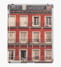 Plaza Mayor iPad Case/Skin