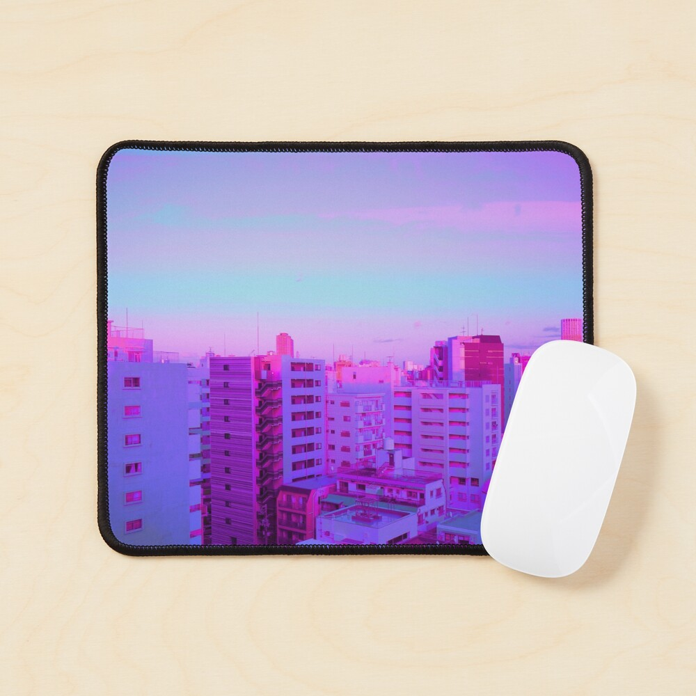 Electric Love Mouse Pad