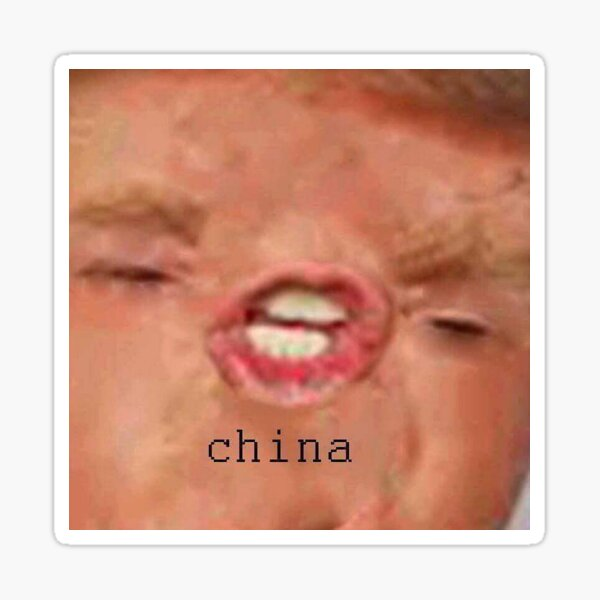 Trumpf Sticker
