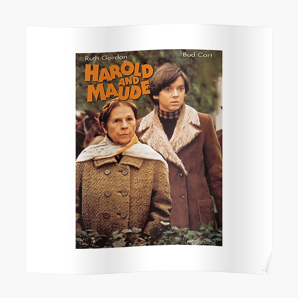 BEST SELLING - Harold and Maude Poster