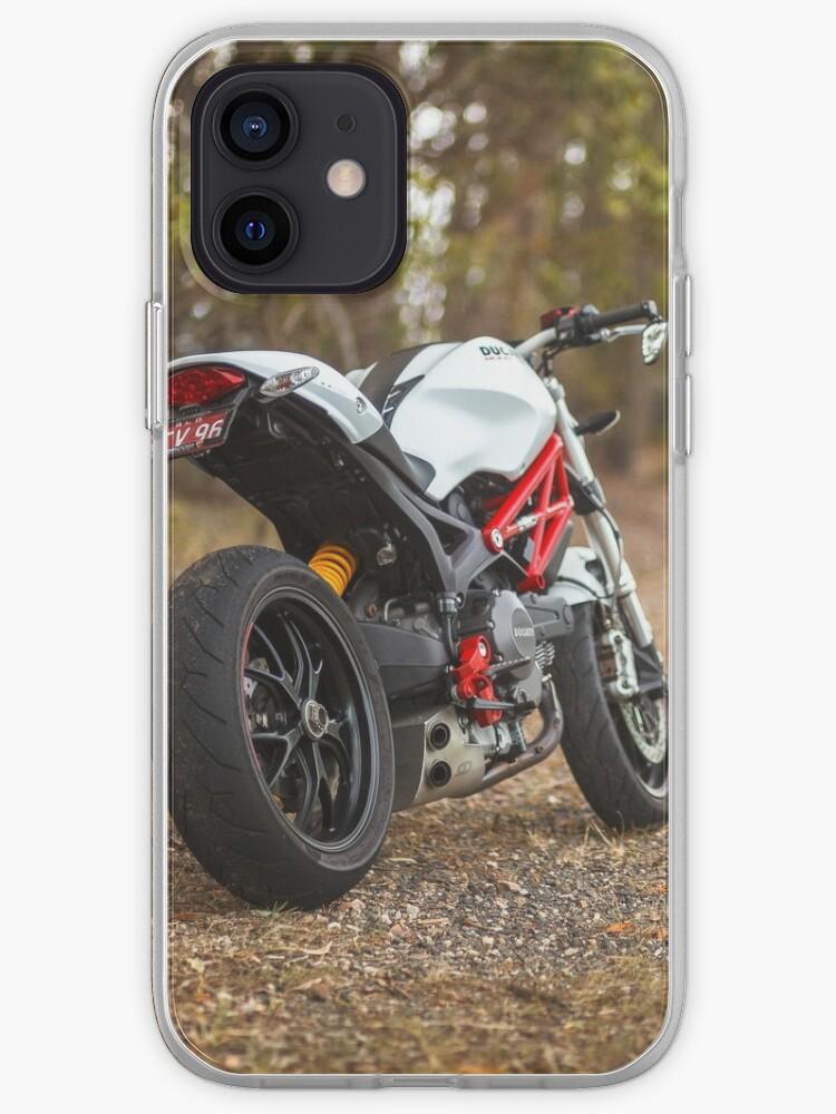 Ducati Monster 796 vue arrière   Coque iPhone