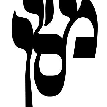 """״hamsin"""" its too hot! hebrew script prints by DISCOBOY"""