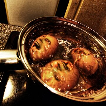 Eggsecution XIII - Hard Boiled Death by chongsparks