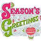 Seasons greetings by Julia Henze