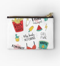 Feminism stickers set Studio Pouch