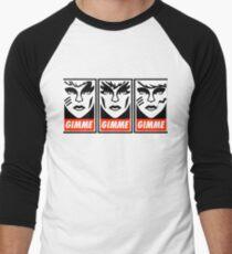 Gimme Misfits Men's Baseball ¾ T-Shirt