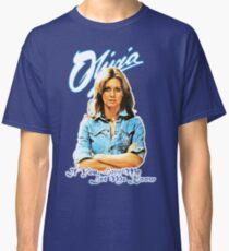 Olivia Newton-John - 70's  If You Love Me, Let Me Know Classic T-Shirt