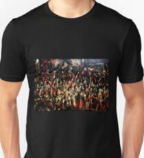 ABSTRACT ARMY OF DARKNESS T-Shirt