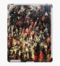 ABSTRACT ARMY OF DARKNESS iPad Case/Skin