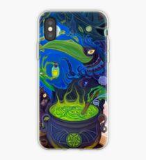 Dark Witch iPhone Case