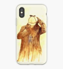 Time to be Sherlock Holmes iPhone Case
