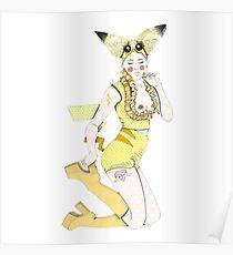 Pikachu Poster