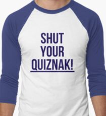 Voltron - Quiznak! Men's Baseball ¾ T-Shirt